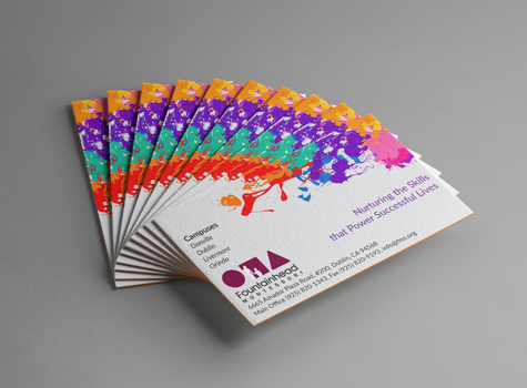 FMS Business Cards